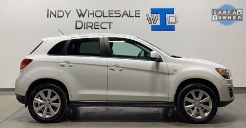 2015 Mitsubishi Outlander Sport for sale at Indy Wholesale Direct in Carmel IN
