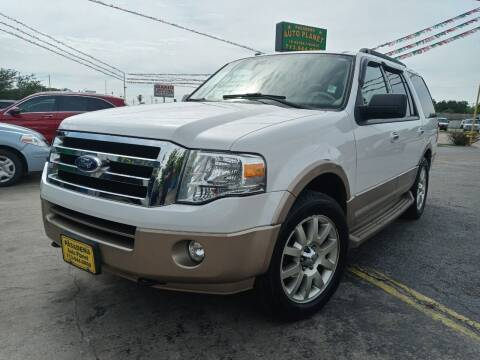 2011 Ford Expedition for sale at Pasadena Auto Planet in Houston TX