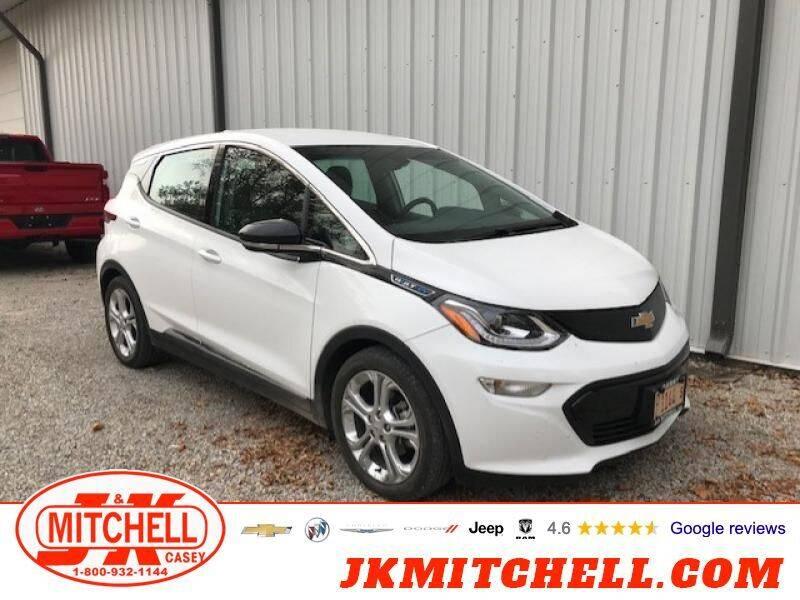 2017 Chevrolet Bolt EV for sale in Casey, IL