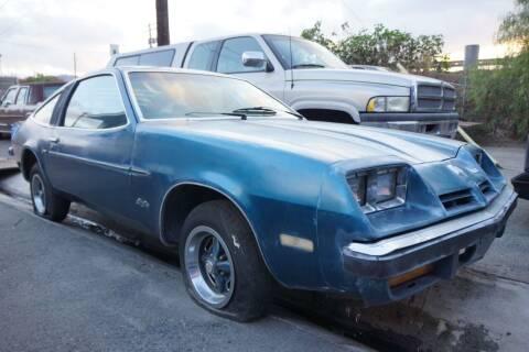 1976 Oldsmobile Starfire SX for sale at 1 Owner Car Guy in Stevensville MT
