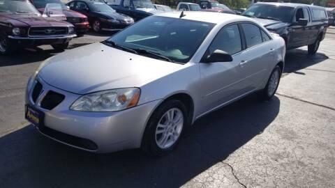 2009 Pontiac G6 for sale at Advantage Auto Sales & Imports Inc in Loves Park IL