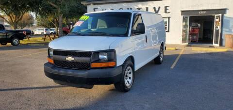 2011 Chevrolet Express Cargo for sale at Executive Automotive Service of Ocala in Ocala FL