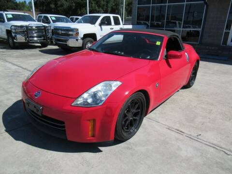 2008 Nissan 350Z for sale at Lone Star Auto Center in Spring TX
