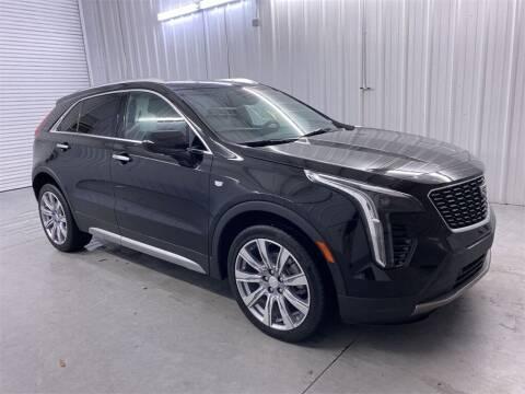 2020 Cadillac XT4 for sale at JOE BULLARD USED CARS in Mobile AL