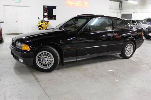1996 BMW 3 Series for sale at R n B Cars Inc. in Denver CO