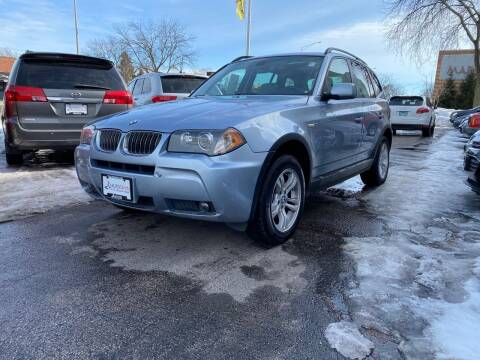 2006 BMW X3 for sale at AUTOSAVIN in Elmhurst IL