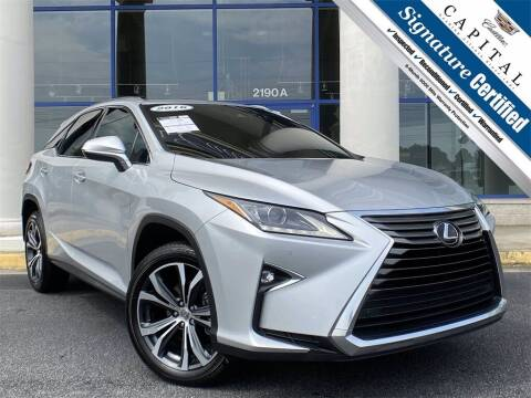 2016 Lexus RX 350 for sale at Southern Auto Solutions - Capital Cadillac in Marietta GA