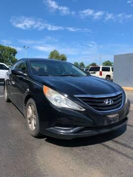 2012 Hyundai Sonata for sale at City to City Auto Sales in Richmond VA
