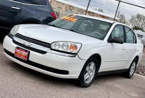 2005 Chevrolet Malibu for sale at SOLOMA AUTO SALES 2 in Grand Island NE