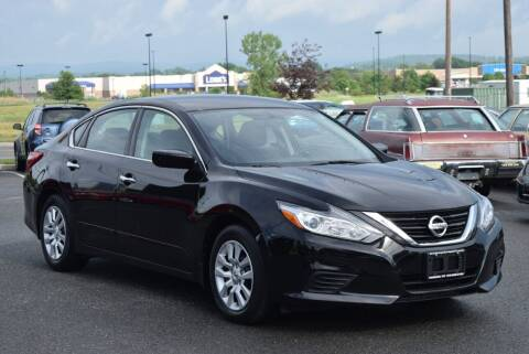 2017 Nissan Altima for sale at Broadway Garage of Columbia County Inc. in Hudson NY