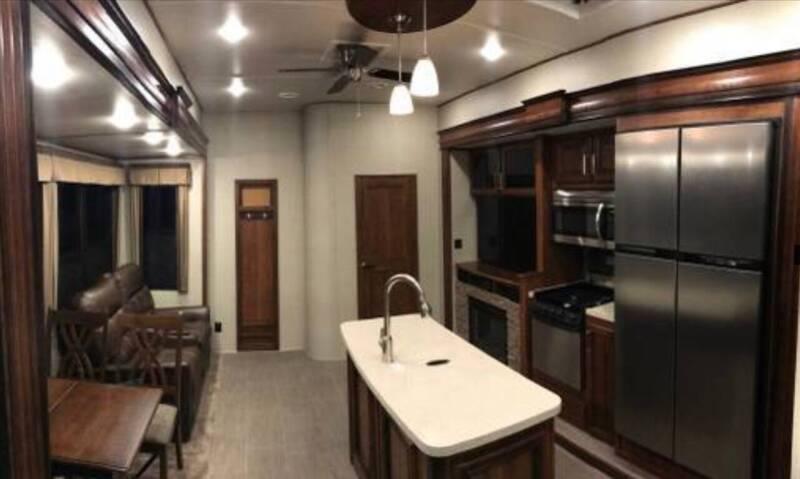 2018 Keystone Avalanche 395BH for sale at RV Wheelator in North America AZ
