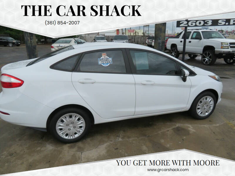 2016 Ford Fiesta for sale at The Car Shack in Corpus Christi TX