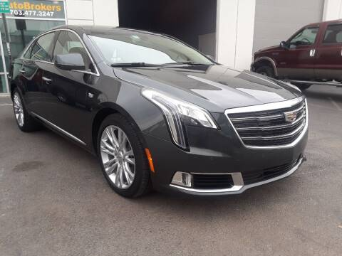 2019 Cadillac XTS for sale at M & M Auto Brokers in Chantilly VA