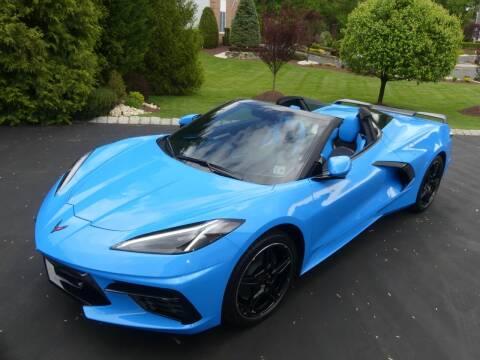 2021 Chevrolet Corvette for sale at P&D Sales in Rockaway NJ