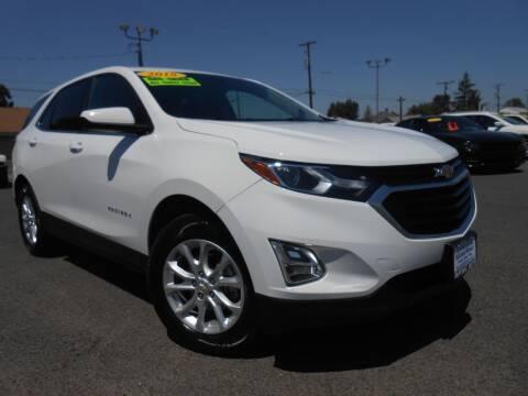 2018 Chevrolet Equinox for sale at McKenna Motors in Union Gap WA