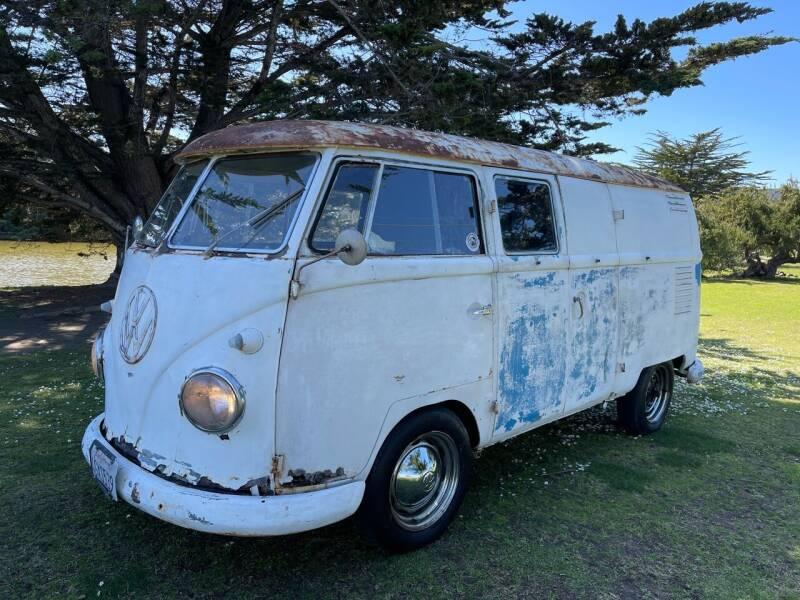 1958 Volkswagen Bus for sale at Dodi Auto Sales in Monterey CA
