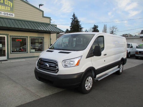 2019 Ford Transit Cargo for sale at Emerald City Auto Inc in Seattle WA