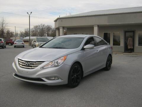 2013 Hyundai Sonata for sale at Premier Motor Co in Springdale AR