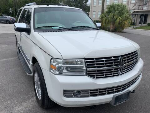 2008 Lincoln Navigator for sale at Consumer Auto Credit in Tampa FL