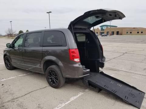 2019 Dodge Grand Caravan for sale at Earley Enterprises in Overland Park KS