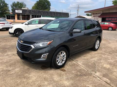 2020 Chevrolet Equinox for sale at BRAMLETT MOTORS in Hope AR