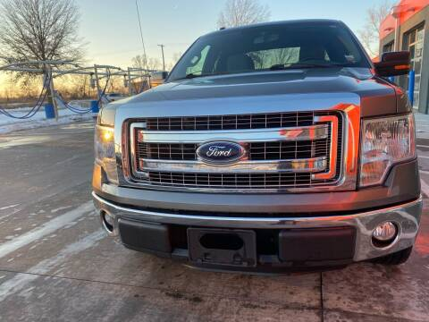 2013 Ford F-150 for sale at Xtreme Auto Mart LLC in Kansas City MO