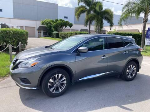 2017 Nissan Murano for sale at Keen Auto Mall in Pompano Beach FL
