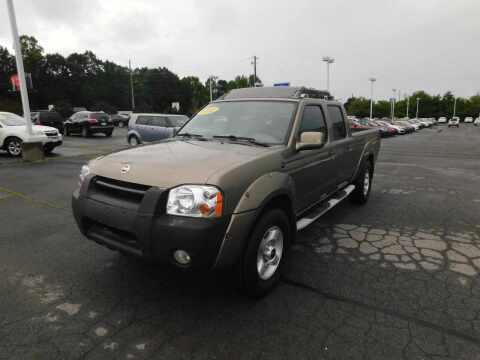 2002 Nissan Frontier for sale at Paniagua Auto Mall in Dalton GA