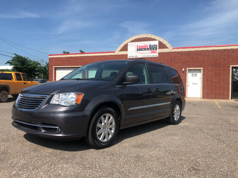 2015 Chrysler Town and Country for sale at Family Auto Finance OKC LLC in Oklahoma City OK