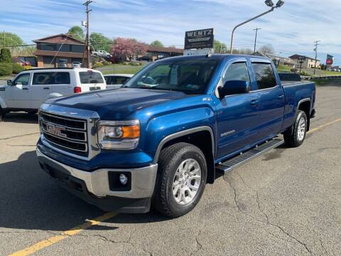2015 GMC Sierra 1500 for sale at WENTZ AUTO SALES in Lehighton PA