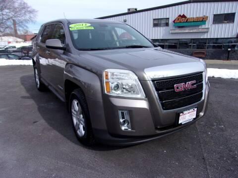 2011 GMC Terrain for sale at Dorman's Auto Center inc. in Pawtucket RI