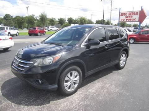 2014 Honda CR-V for sale at Blue Book Cars in Sanford FL