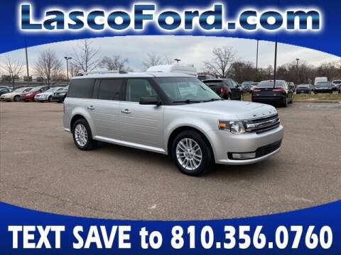 2018 Ford Flex for sale at LASCO FORD in Fenton MI