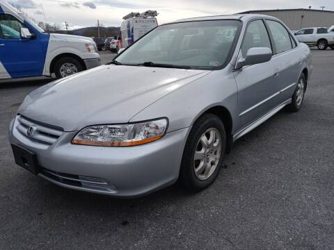 2002 Honda Accord for sale at Driven Motors in Staunton VA