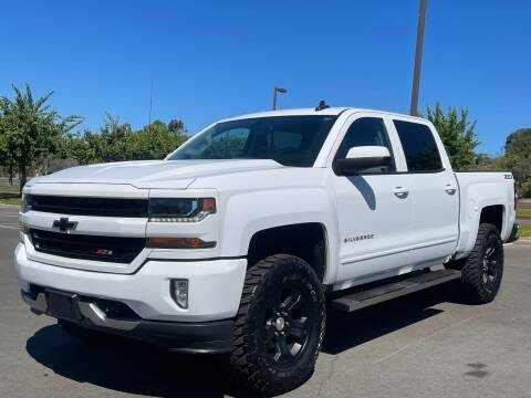 2018 Chevrolet Silverado 1500 for sale at Automaxx Of San Diego in Spring Valley CA