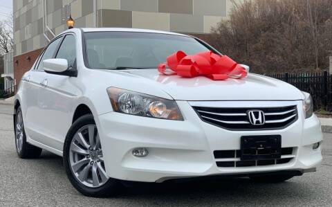 2012 Honda Accord for sale at Speedway Motors in Paterson NJ