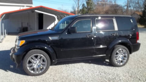 2007 Dodge Nitro for sale at MIKE'S CYCLE & AUTO - Mikes Cycle and Auto (Liberty) in Liberty IN