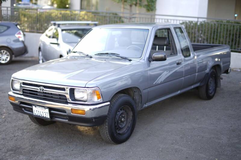 1993 Toyota Pickup for sale at Sports Plus Motor Group LLC in Sunnyvale CA