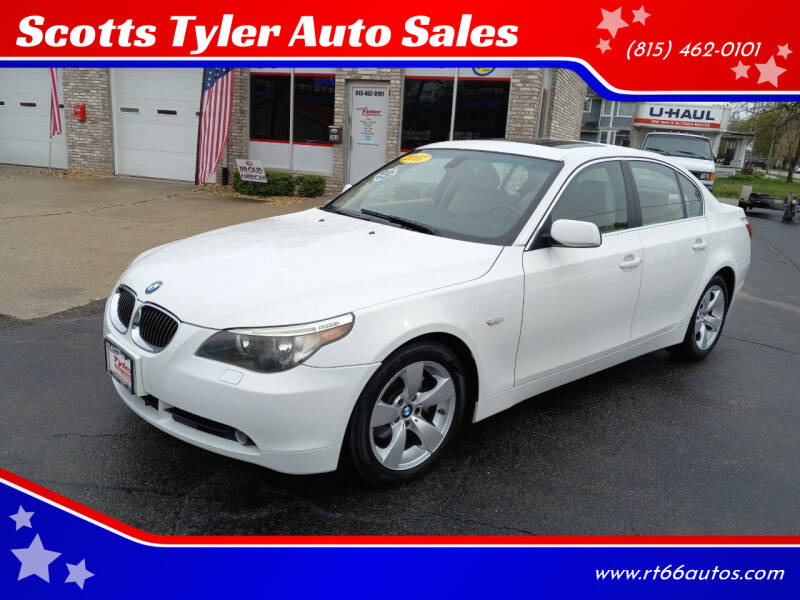 2007 BMW 5 Series for sale at Scotts Tyler Auto Sales in Wilmington IL