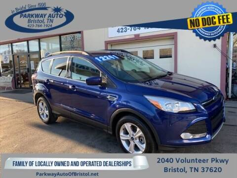 2015 Ford Escape for sale at PARKWAY AUTO SALES OF BRISTOL - PARKWAY AUTO JOHNSON CITY in Johnson City TN