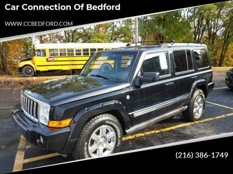 2006 Jeep Commander for sale at Car Connection of Bedford in Bedford OH