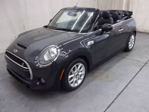 2017 MINI Convertible for sale at Paquet Auto Sales in Madison OH