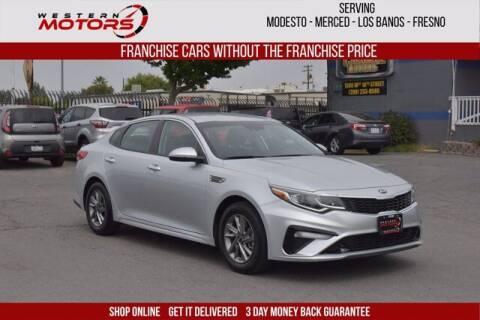 2020 Kia Optima for sale at Choice Motors in Merced CA