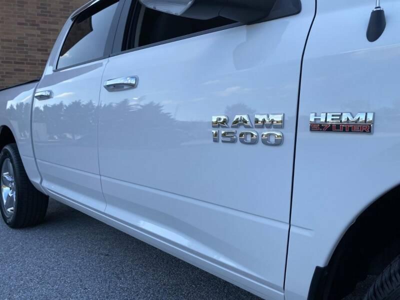 2018 RAM Ram Pickup 1500 4x4 Big Horn 4dr Crew Cab 5.5 ft. SB Pickup - West Chester PA