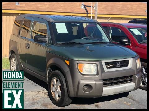 2003 Honda Element for sale at ASTRO MOTORS in Houston TX