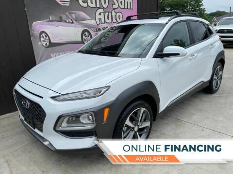 2020 Hyundai Kona for sale at Euro Auto in Overland Park KS