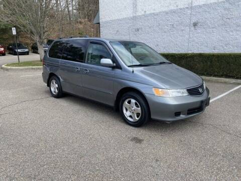 2001 Honda Odyssey for sale at Select Auto in Smithtown NY