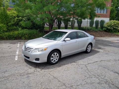 2011 Toyota Camry for sale at ALL ACCESS AUTO in Murray UT
