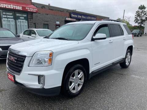 2016 GMC Terrain for sale at AutoCredit SuperStore in Lowell MA