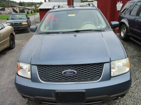 2005 Ford Freestyle for sale at FERNWOOD AUTO SALES in Nicholson PA